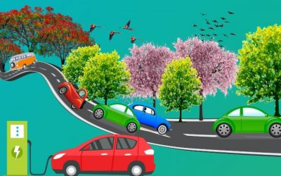Electrifying Growth – Adoption of Electric Vehicle in Corporate Fleets